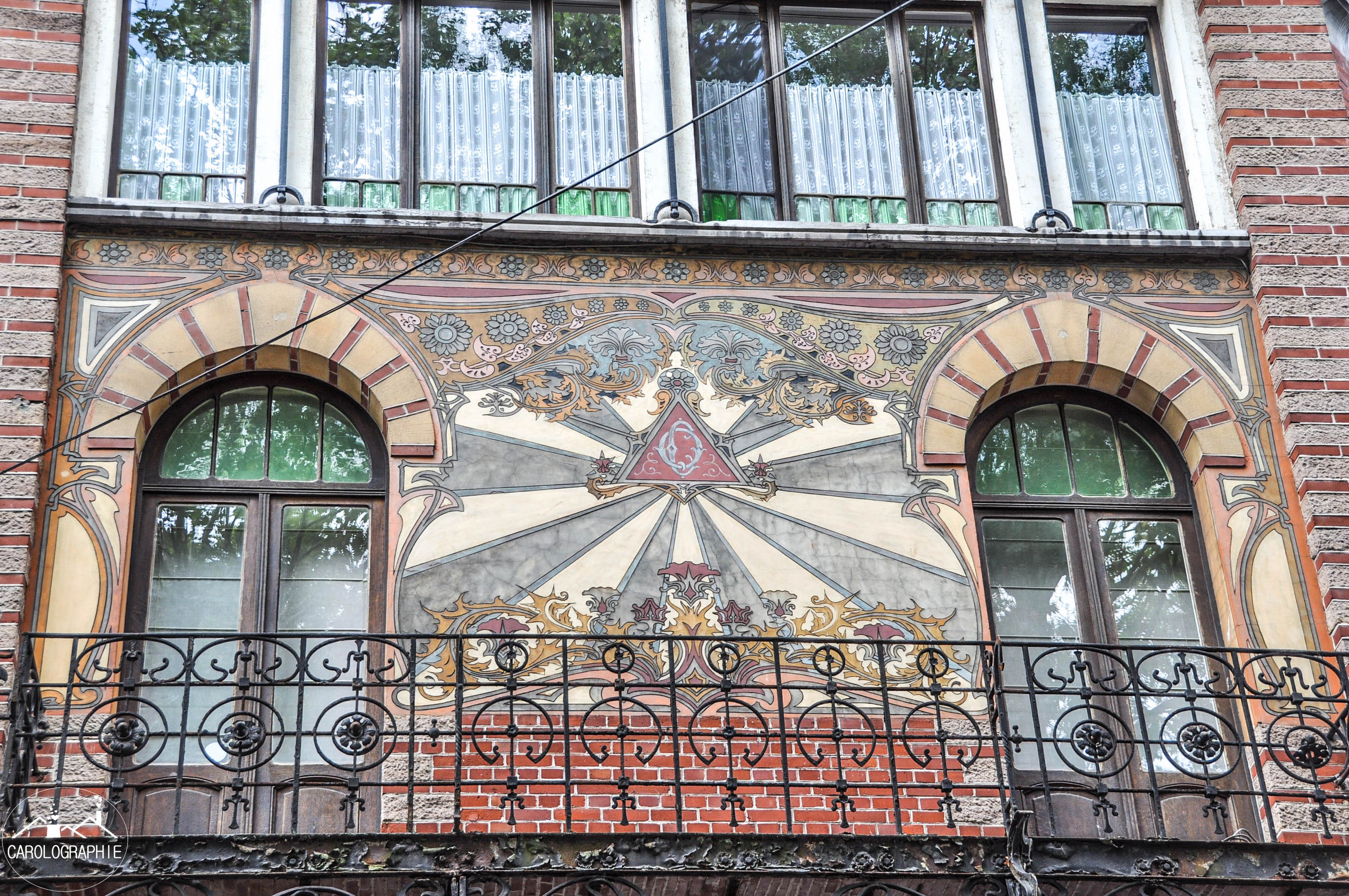 Maison Dorée à Charleroi