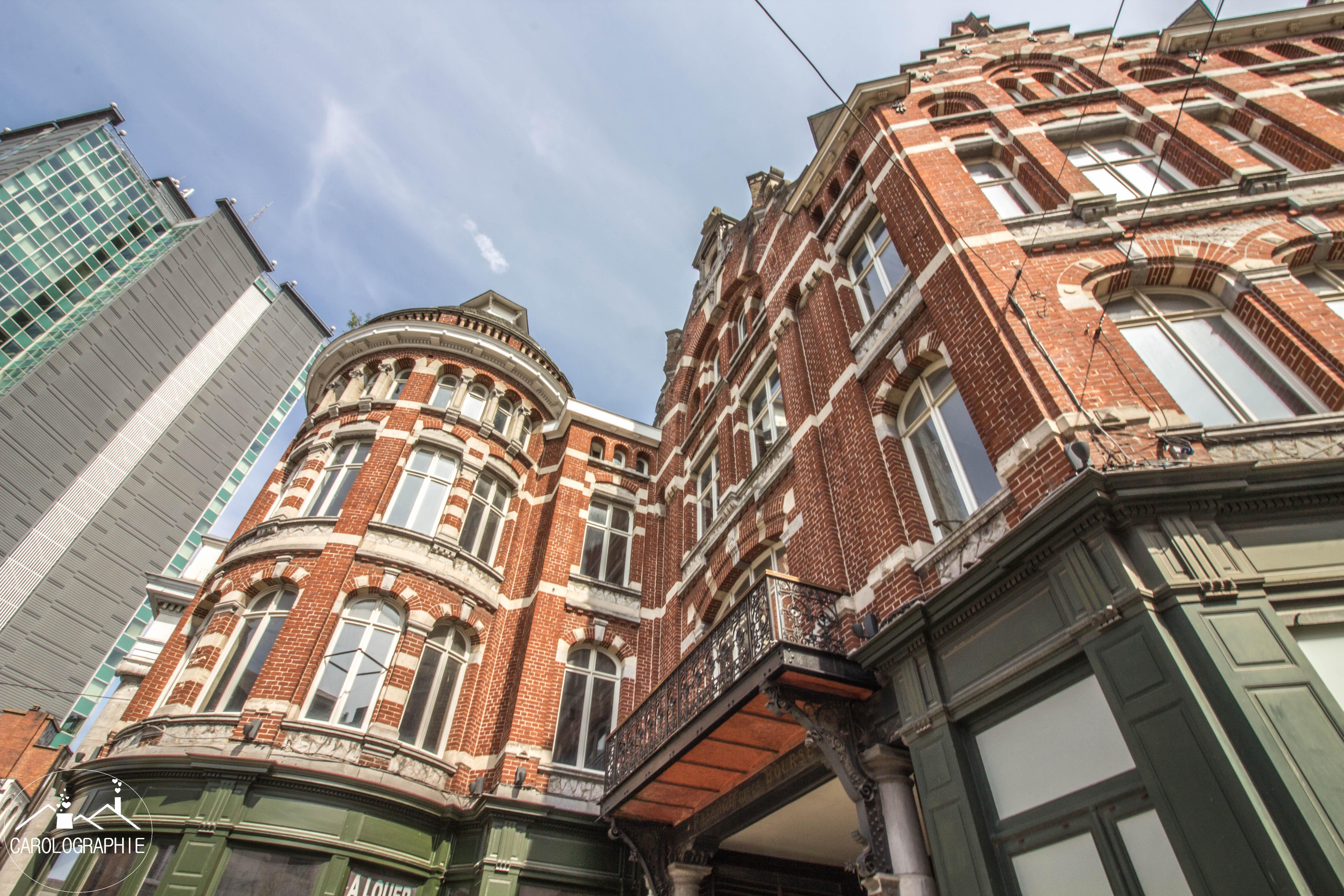 Passage de la Bourse à Charleroi