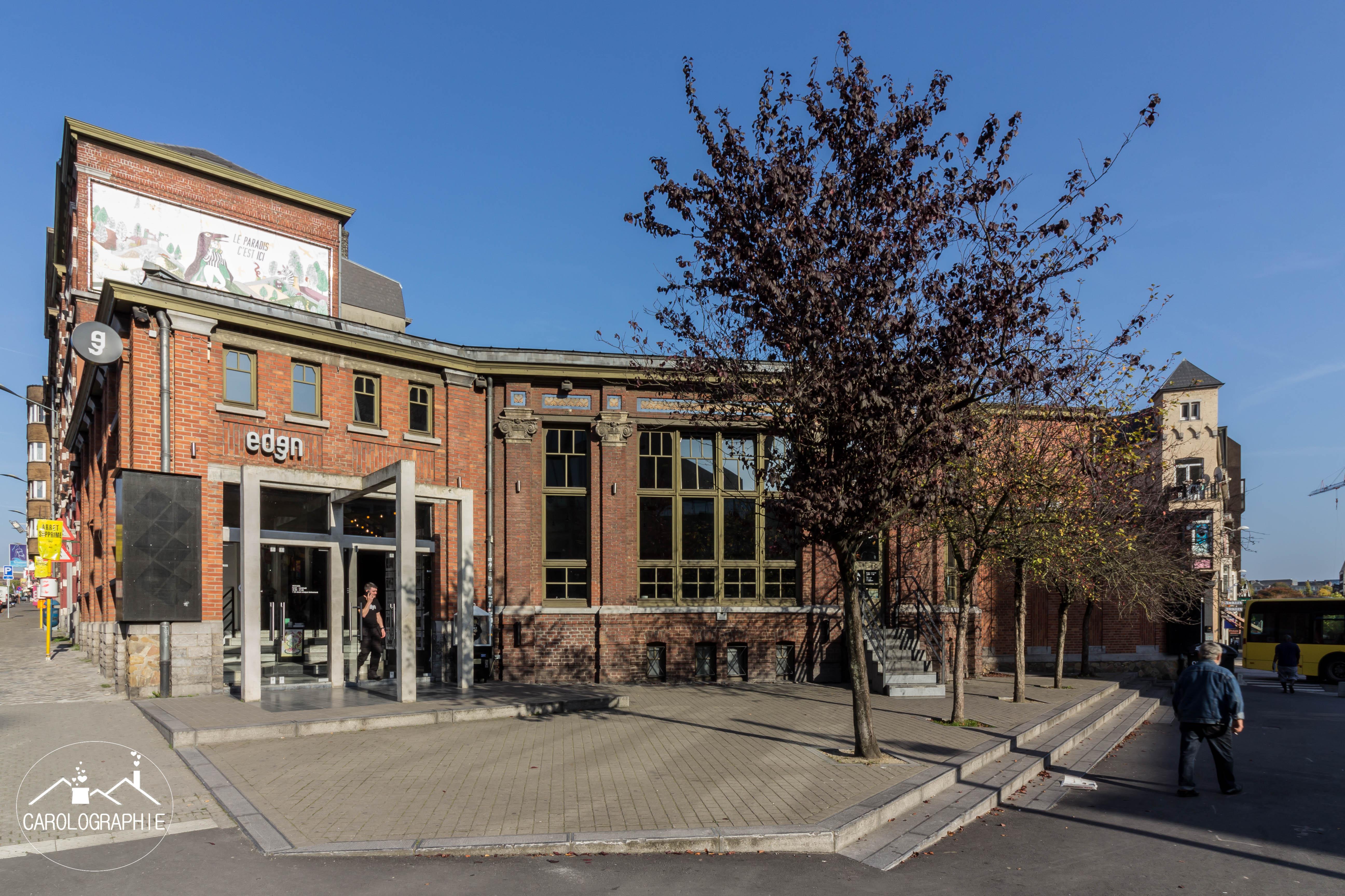 Eden ou le Centre culturel régional de Charleroi