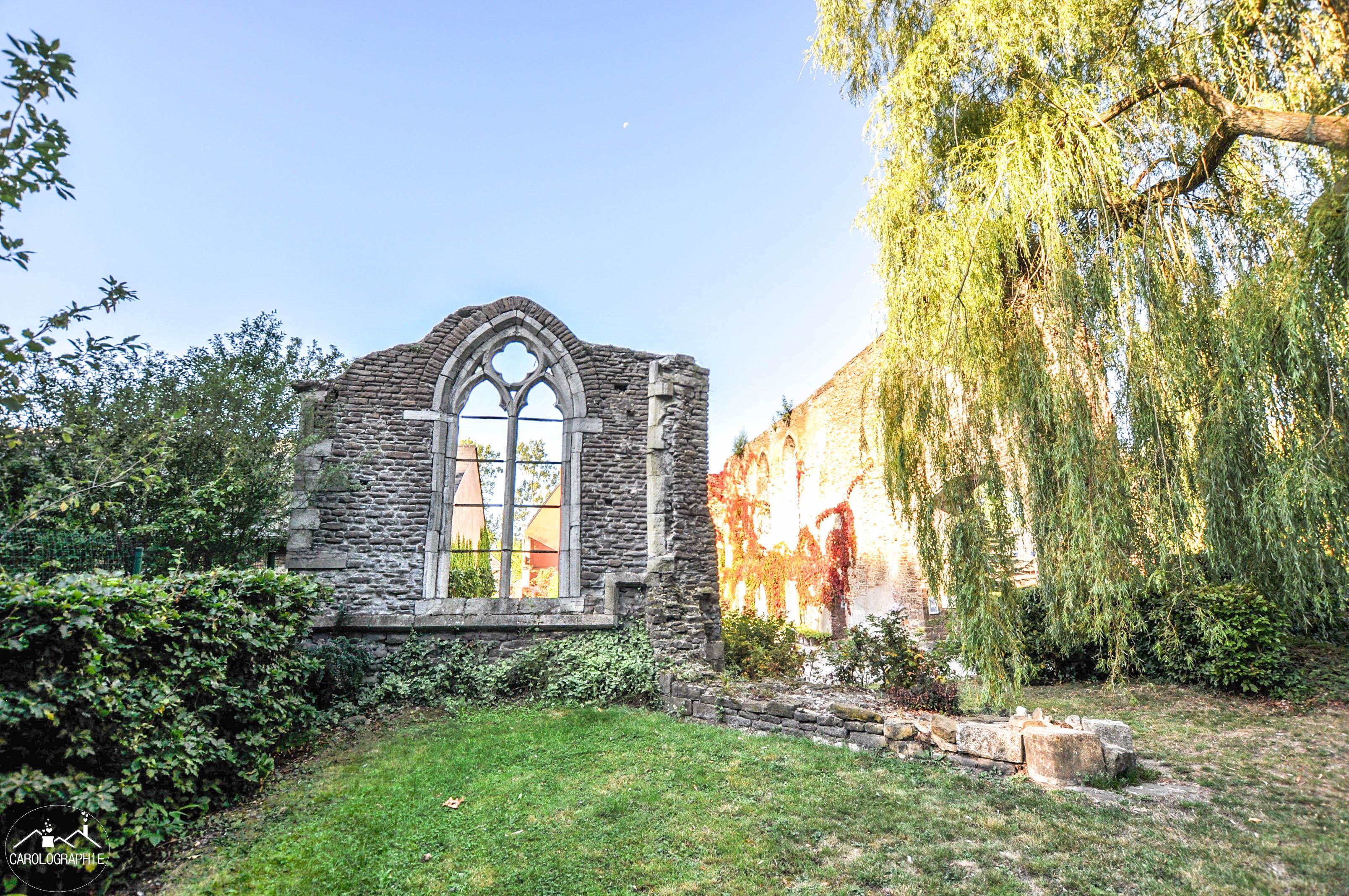 Abbaye de Soleilmont à Gilly